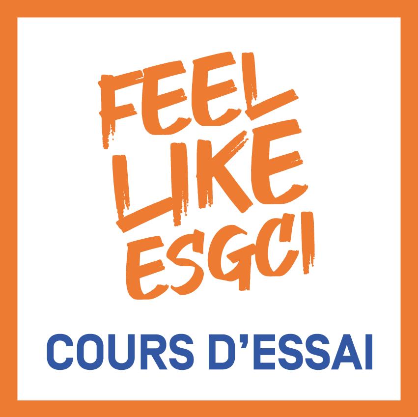 Cours d'essai à l'ESGCI Paris