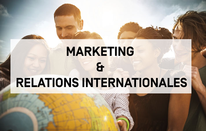 Marketing et Relations Internationales