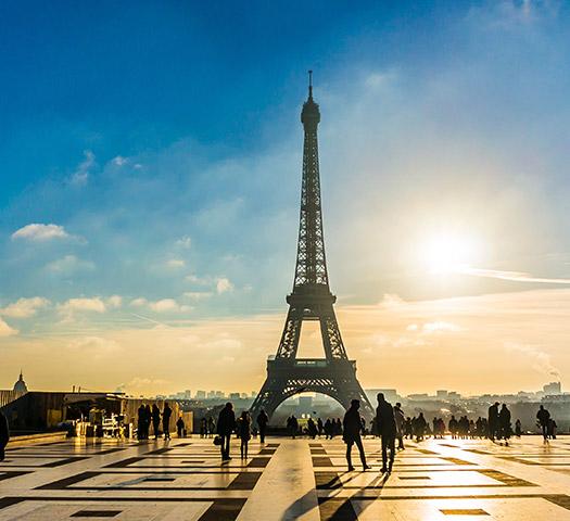 Campus dans Paris