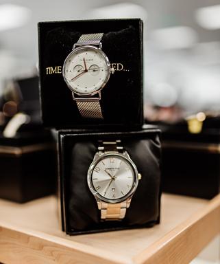 responsable boutique luxe