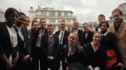Des étudiants de l'ESGCI se rendent au Fouquet's !