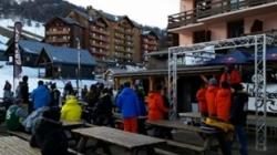 Une semaine de Ski sous le signe du soleil