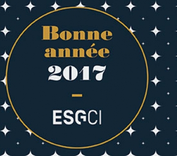 Bonne année 2017 ESGCI