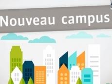 Nouveau Campus à la rentrée 2014