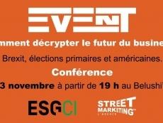 Conférence Street & Buzz Edition IV