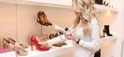 Travailler dans la vente de produits de luxe