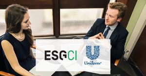 UNILEVER recrute 17 étudiants de l'ESGCI